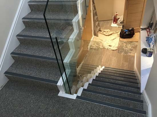 Stairs Carpet Stairs Grey Stair Carpet Stairs