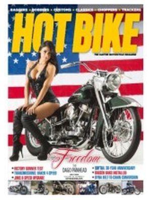 Mercury Magazines Free Digital Subscription To Hot Bike Magazine