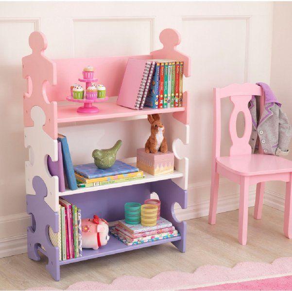 puzzle bookshelf for kids mathwatson rh mathwatson com