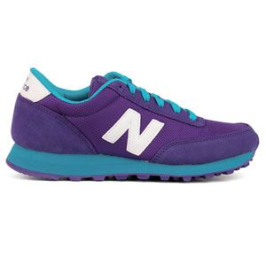 Women's New Balance WL501PB Running Shoe - Purple / Blue