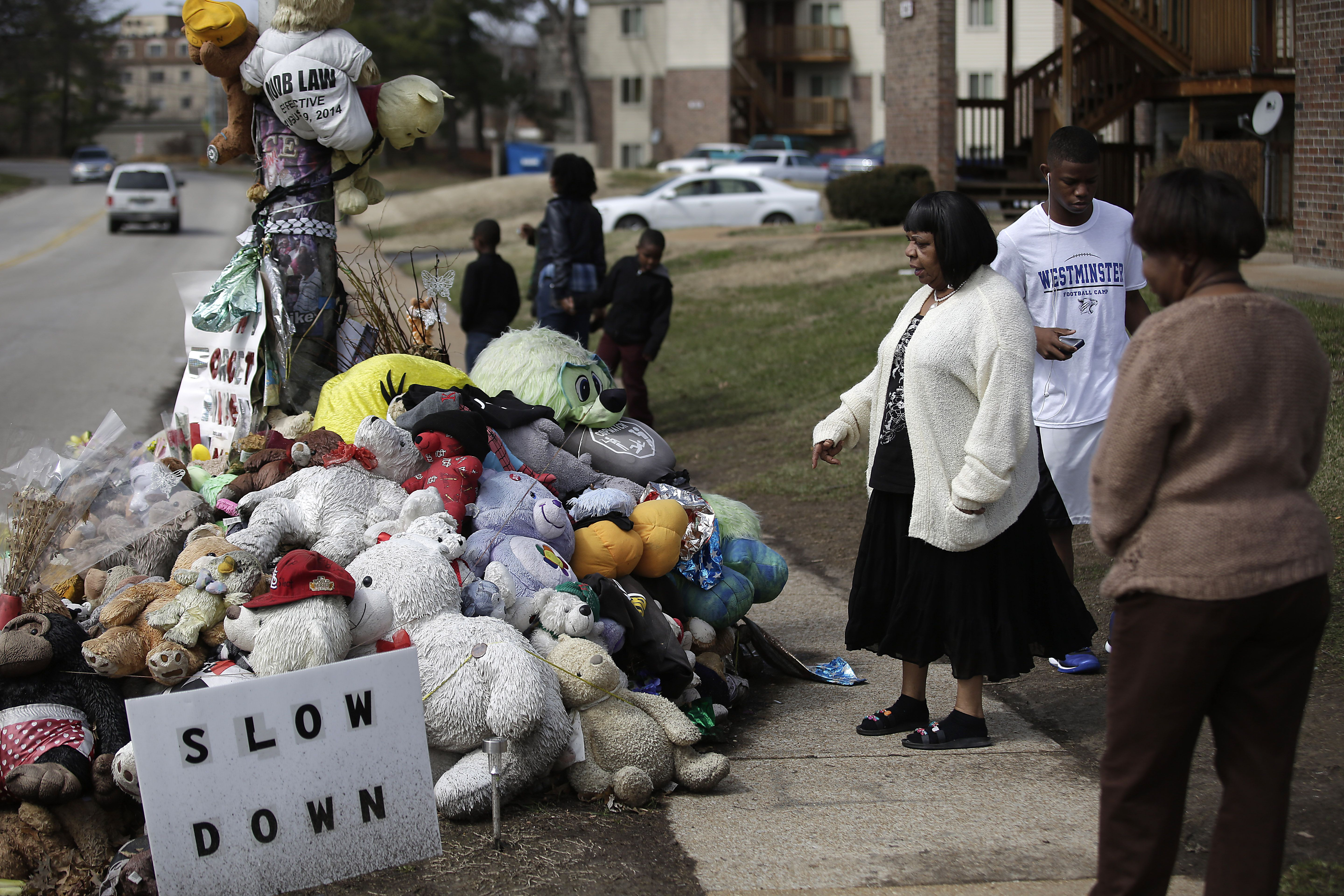 In divided Ferguson, Mo., hope and despair grapple for dominance