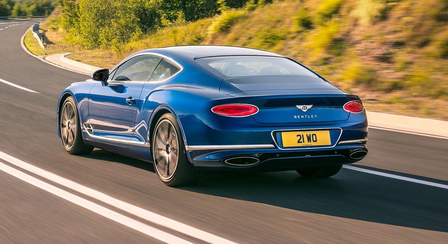 2019 Bentley Continental Gt Toys New Bentley Bentley