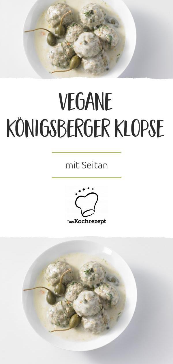 Vegane Königsberger Klopse