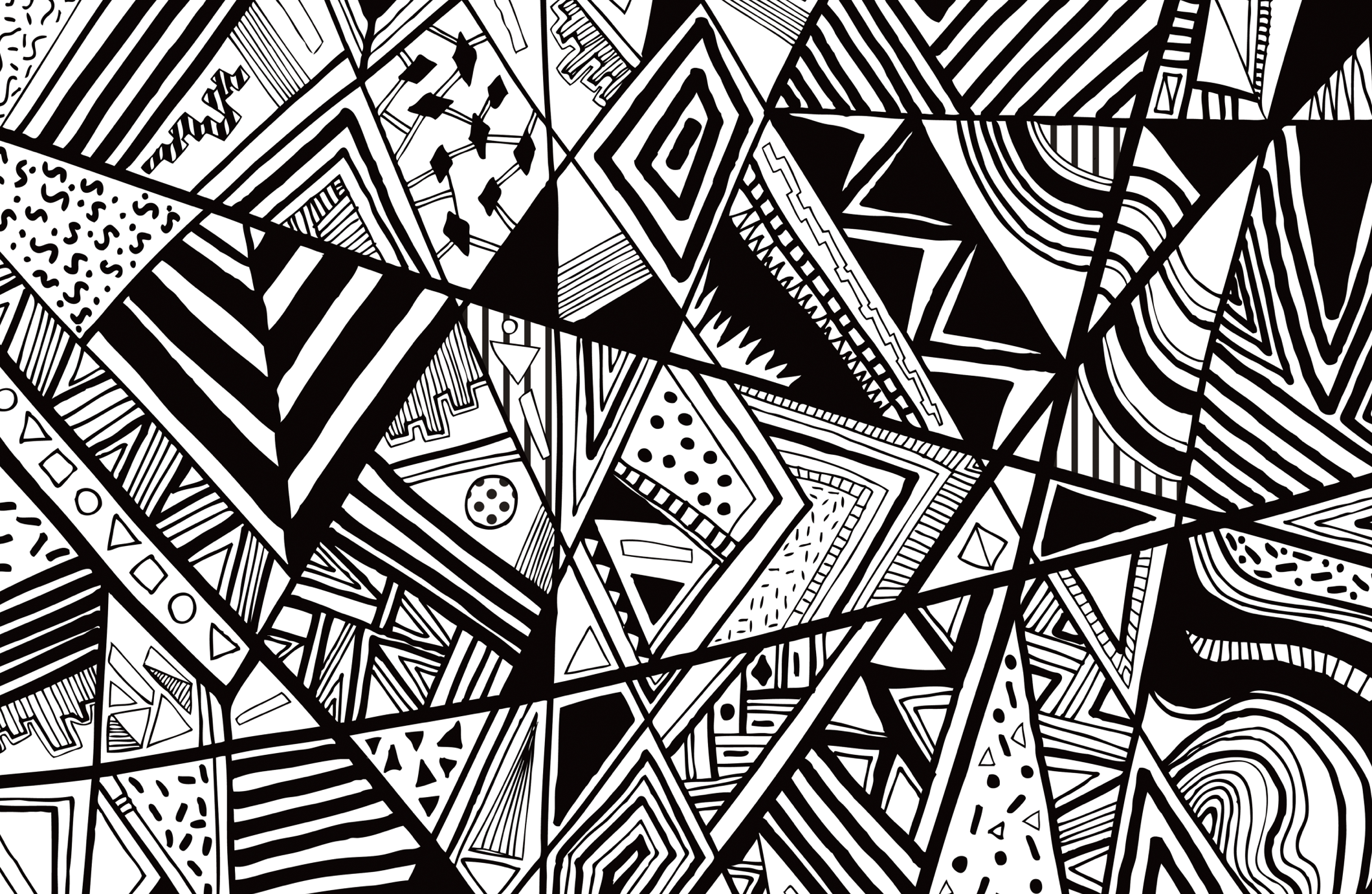 Black And White Design Perfect Cool Black And White Designs Patterns On Pinterest