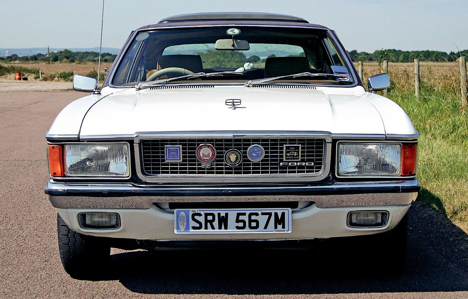 1973 Mk1 Granada Ghia Autos