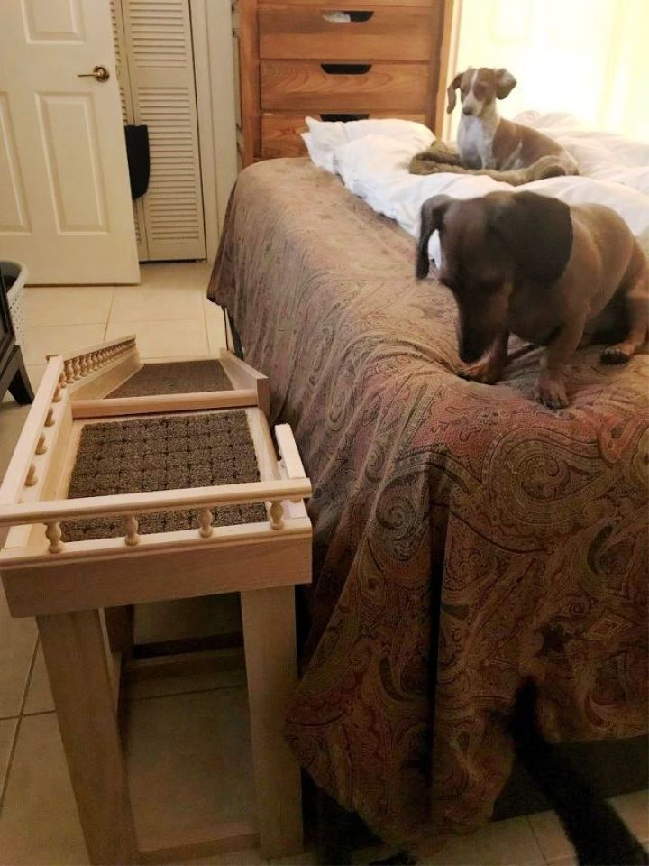 15 free diy dog ramp plans with detailed instructions
