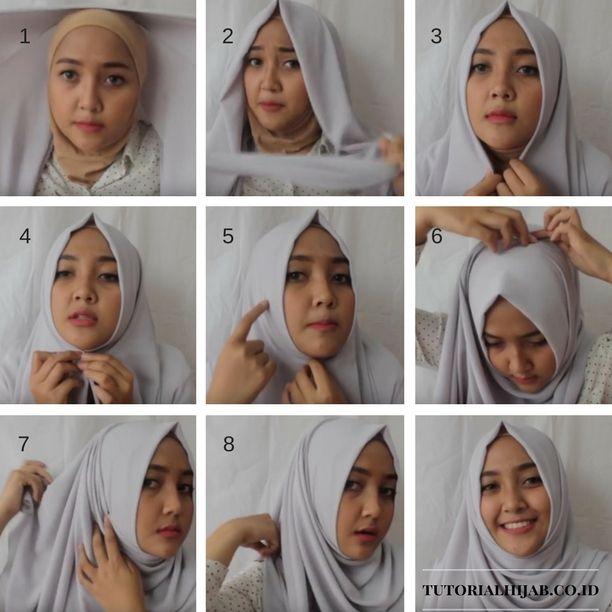Job2gobackend Wajah Gaya Hijab Hmong