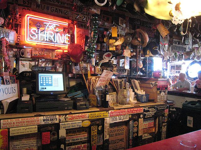 Charmant (エキストラ)カウンター席San Diego · Kansas City Barbeque By Jimmy · Lin.Home Of The  Sleasy Bar Scene In Top Gun.
