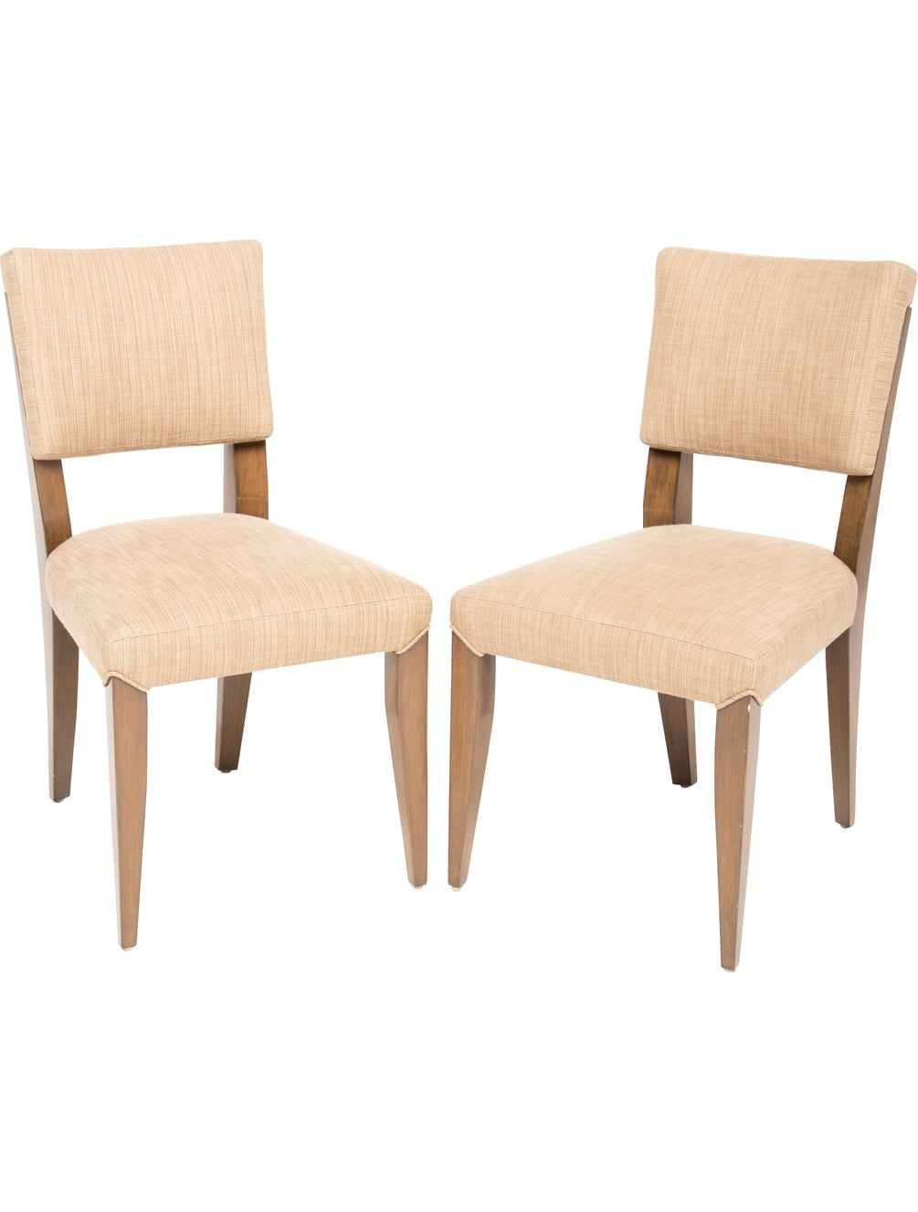 Pair Of Artistic Frame Dining Chairs Dining Chairs Furniture Chair