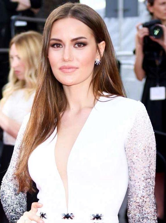 Fahriye Evcen At The 70th Cannes Film Festival Beauty 2019