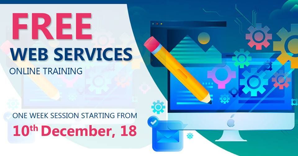 Free Web Services Course Online Training Online Training Online Training Courses Free Online Courses