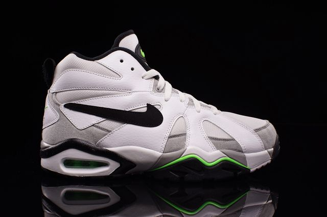 huge discount a995e 591c1 nike-air-diamond-fury-96-white-voltage-green-3