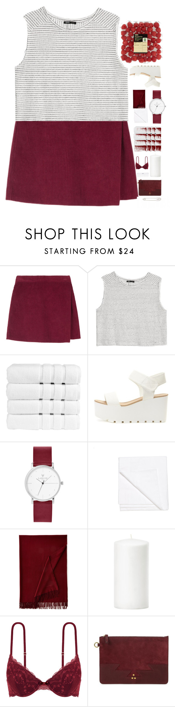 """Can you save my Heavy Dirty Soul?"" by abby-aqua ❤ liked on Polyvore featuring MANGO, Christy, Ralph Lauren Home, Conair, Jérôme Dreyfuss and Kristin Cavallari"