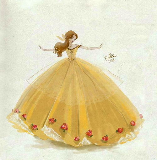 Belle Disney Beauty and the Beast