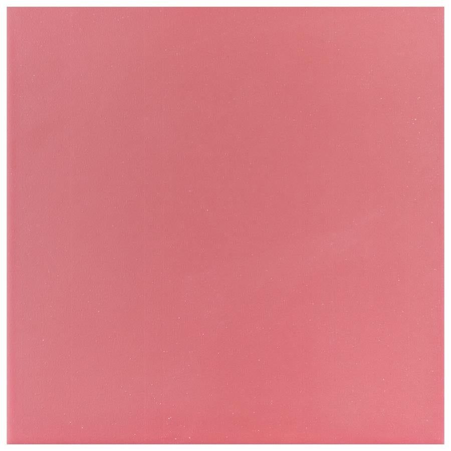SomerTile Underground Exotic Fuchsia 8 in. x 8 in. Porcelain Floor and Wall Tile