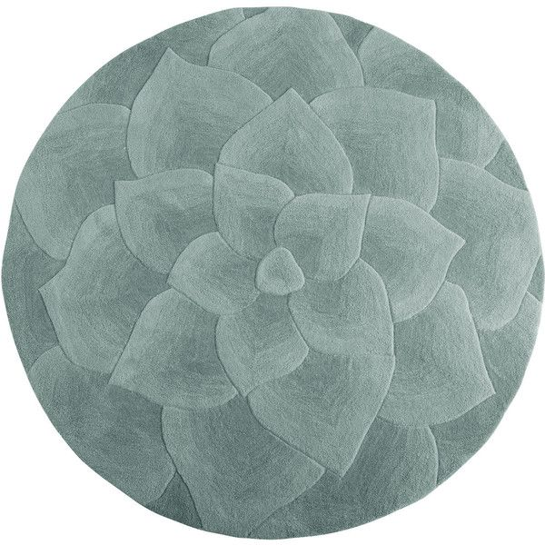 Pier 1 Imports Rose Tufted Round Rug