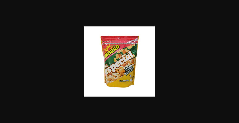 Maní Con Nueces- Almendras Y Marañones X 450 gr LA ESPECIAL  (400×400)