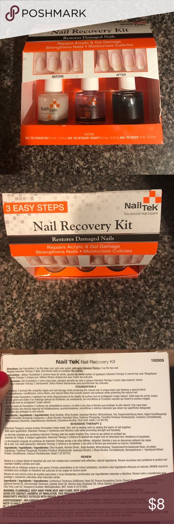 Nail Tek Nail Recovery Kit   Best Nail Designs 2018