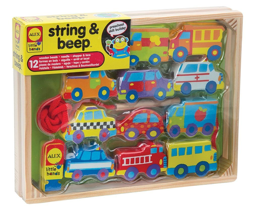 Little car toys  Pin by Laurie Floyd on Kids Stuff  Pinterest  Alex toys Wooden