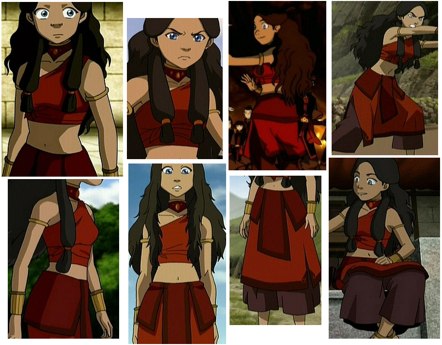 Katara (Fire Nation disguise) , ATLA KK wants this for