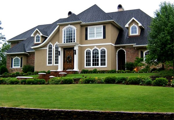 American Home House Paint Exterior Beautiful Houses Exterior Exterior Paint Colors For House