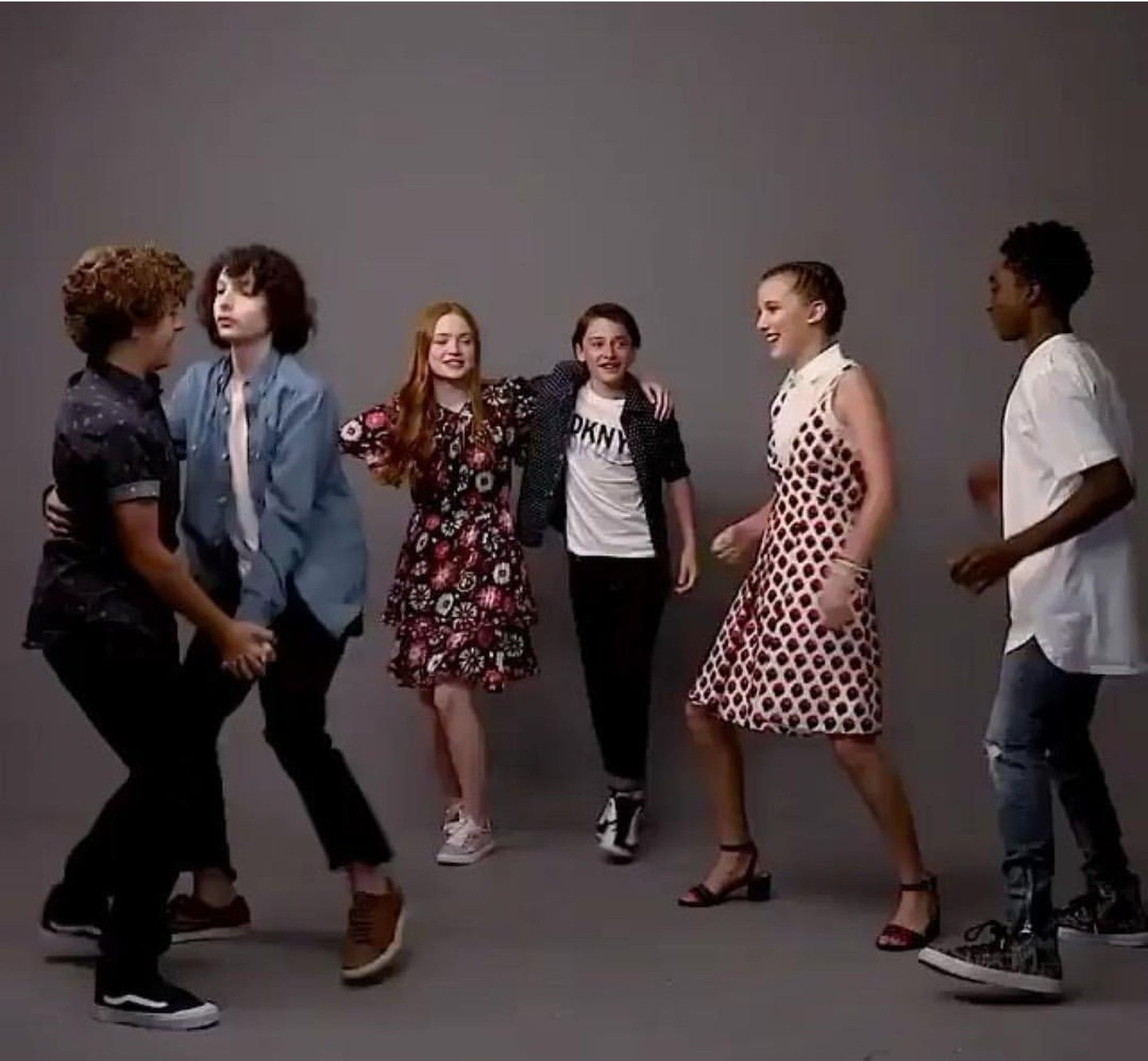 Is millie bobby brown dating noah