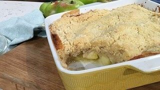 Phil Vickery's apple crumble | Tasty baking, Apple crumble ...