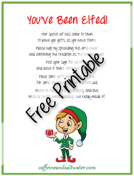 I've Been Jingled Office Version You've Been Elfed Work