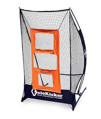 Training Aids 159181: Bow Net Snap Zone Accessory Net For Solo Kicker -> BUY IT NOW ONLY: $49.99 on eBay!