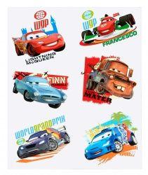 Disney Cars 2 Tattoos (2 sheets)