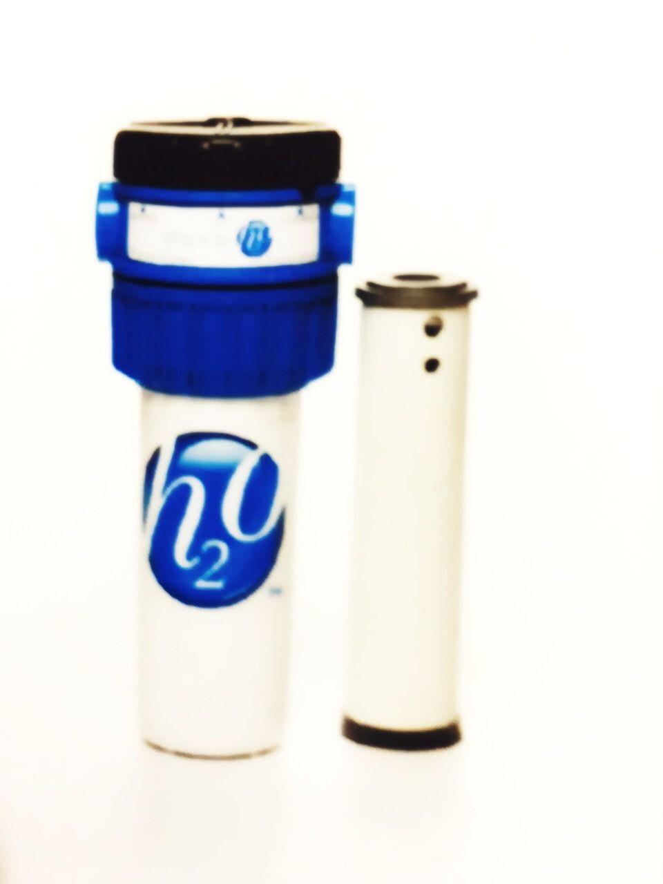 nuvo h2o Salt Free Water Softener Studio System DPSB w/New