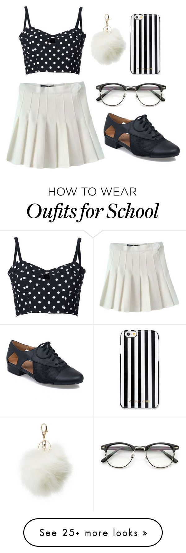 """""""Untitled #1187"""" by r-redstall on Polyvore featuring Dolce&Gabbana, Charlotte Russe and MICHAEL Michael Kors"""