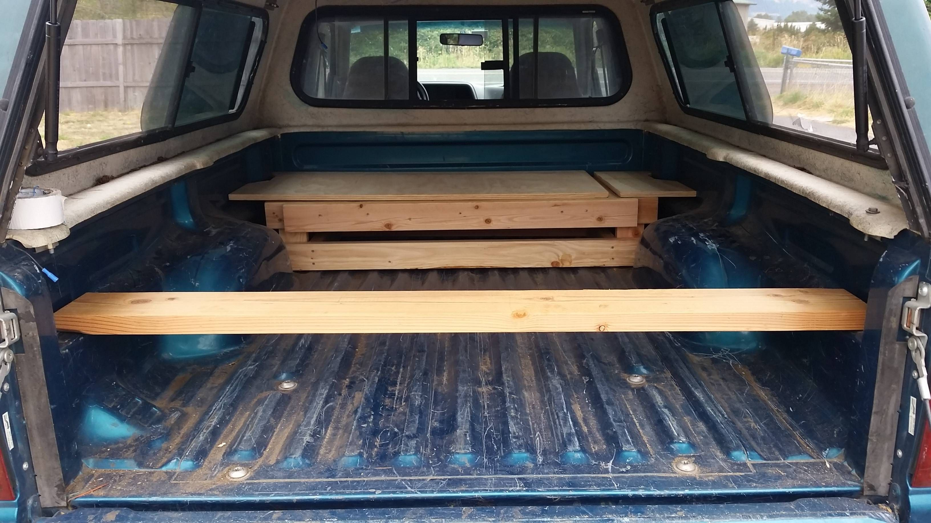 Image result for toyota bed camping Toyota
