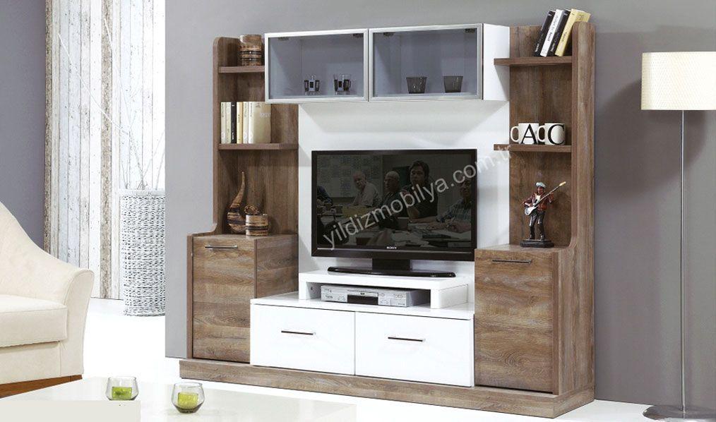 loft tv sehpasi tvstand familyroom tv decoration home home trends wall tv unit design home