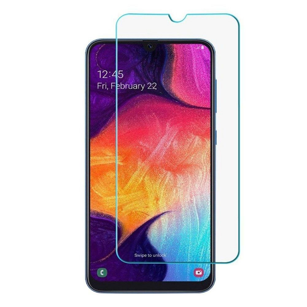 Valor Clear Tempered Glass LCD Screen Protector Film Cover For Samsung Galaxy A20/A50