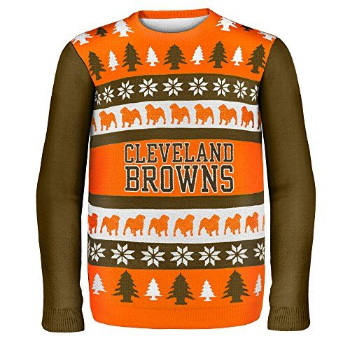 Cleveland Browns Christmas Sweater.Pin On H Football