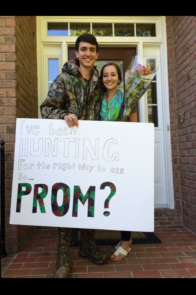If you ask a girl to prom are you dating