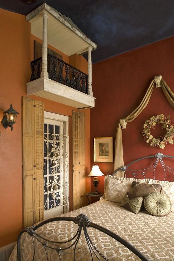 Most Romantic Bedroom Decor: I Really Love The Colors In This Bedroom. Such A Warm And