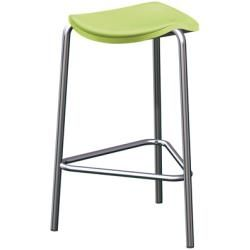 Photo of Bar stool Rexite Well green Rexite