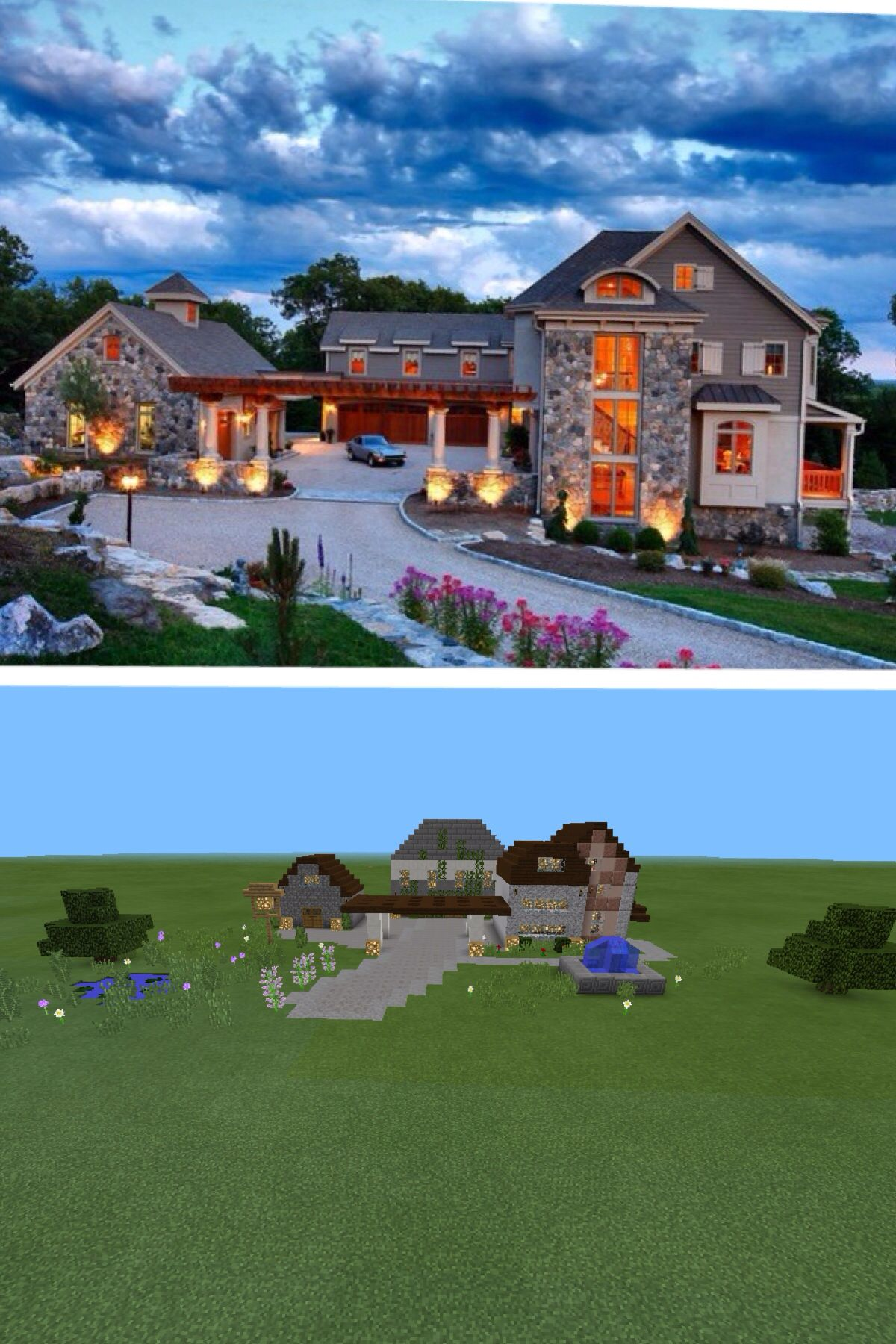Minecraft build cool house | Minecraft | Pinterest | Craft