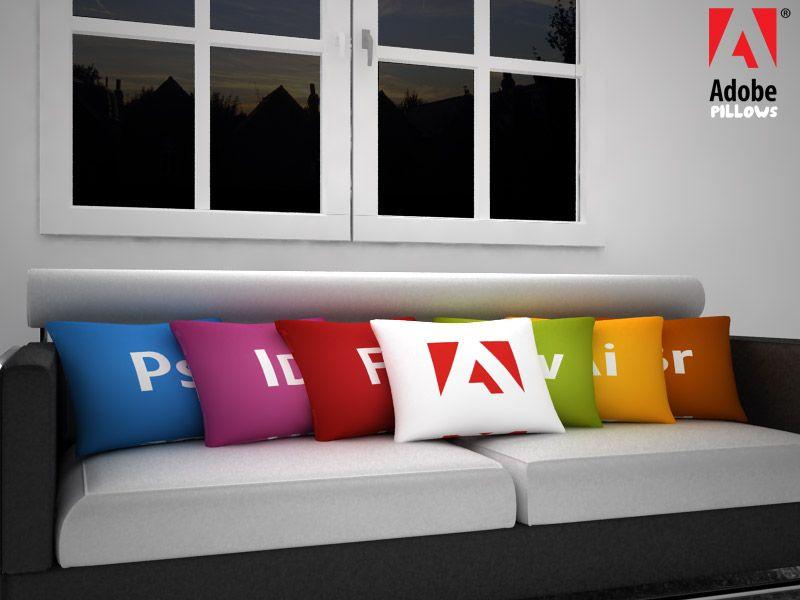 Adobe Pillows by ~AlperEsin via deviantART | Creative Workspaces ...