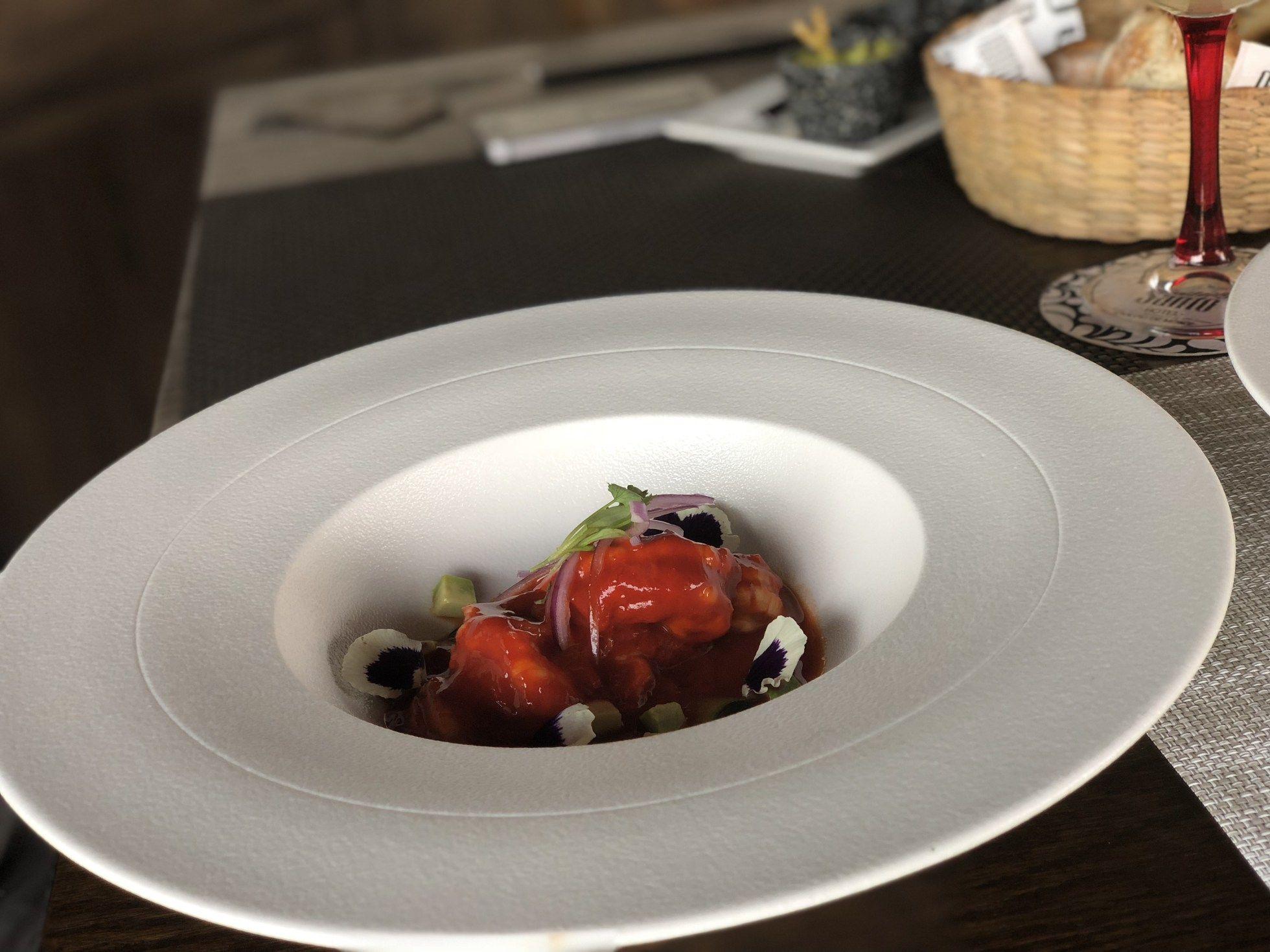 Hotel Domingo Santo Cocina Mexicana De Autor En Una Bella Terraza Del Centro Historico Food Pleasure Comida Etnica Recetas De Comida Cocina Mexicana