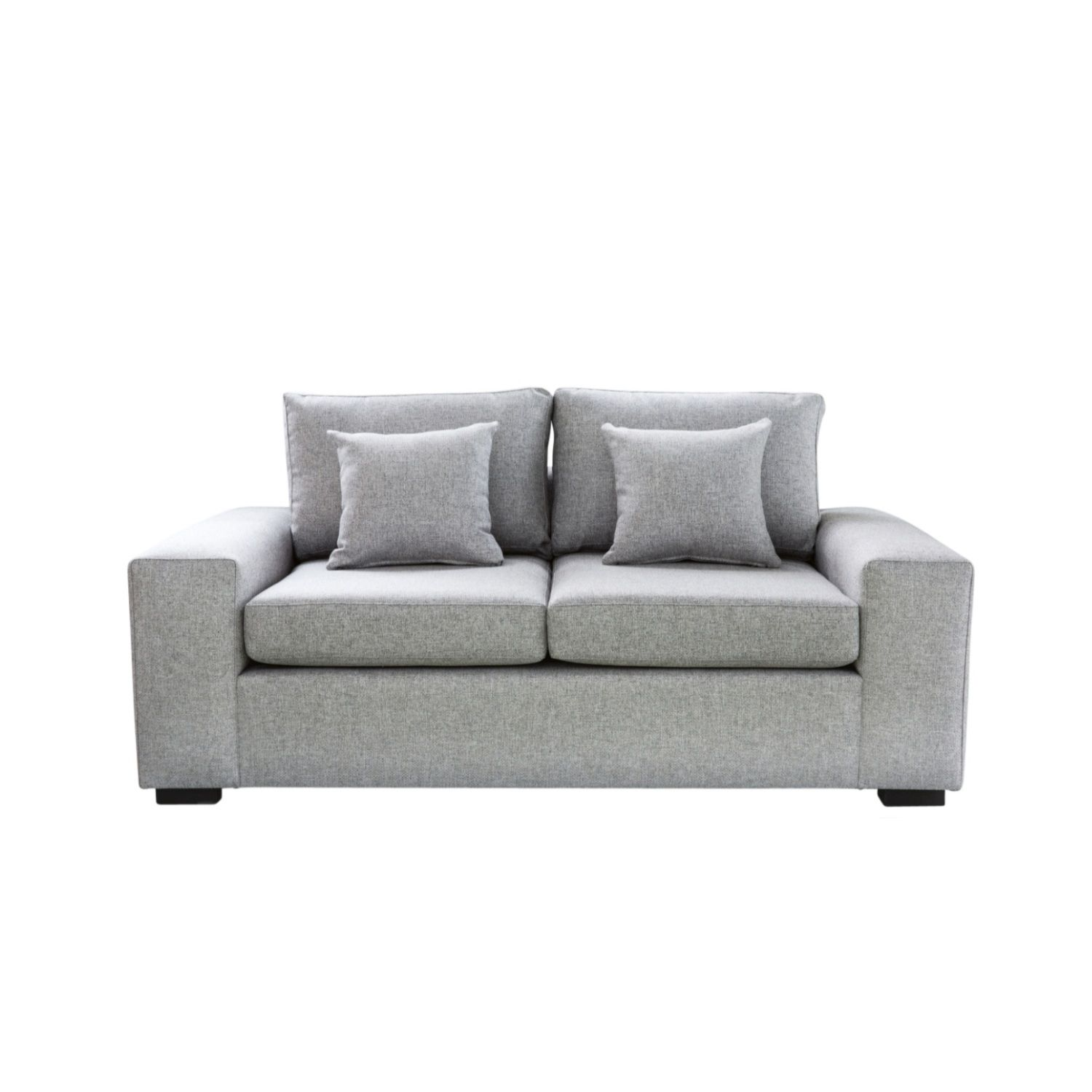 2 Seater Byron Fabric Sofa From Domayne Online