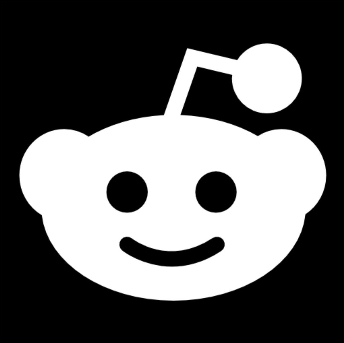 Reddit Black Icon App Icon Icon Design Instagram Logo