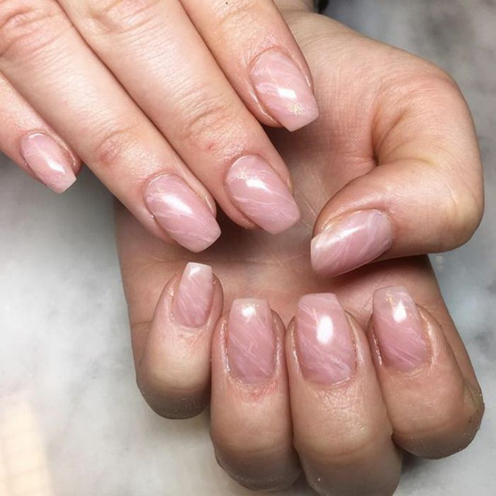 Quartz Nails Are The Newest Beauty Trend And They Literally Rock ...