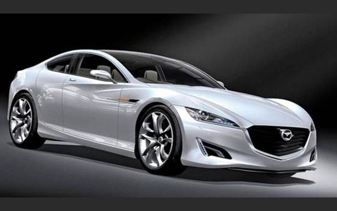 New Model 2018 Mazda 6 Coupe Redesign and Release Date