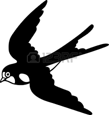 Clip Art Swallow Anazhthsh Google Clip Art Bird Vector