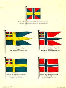 Flag Of Sweden Wikipedia The Free Encyclopedia Flag Norwegian Flag Norway Flag