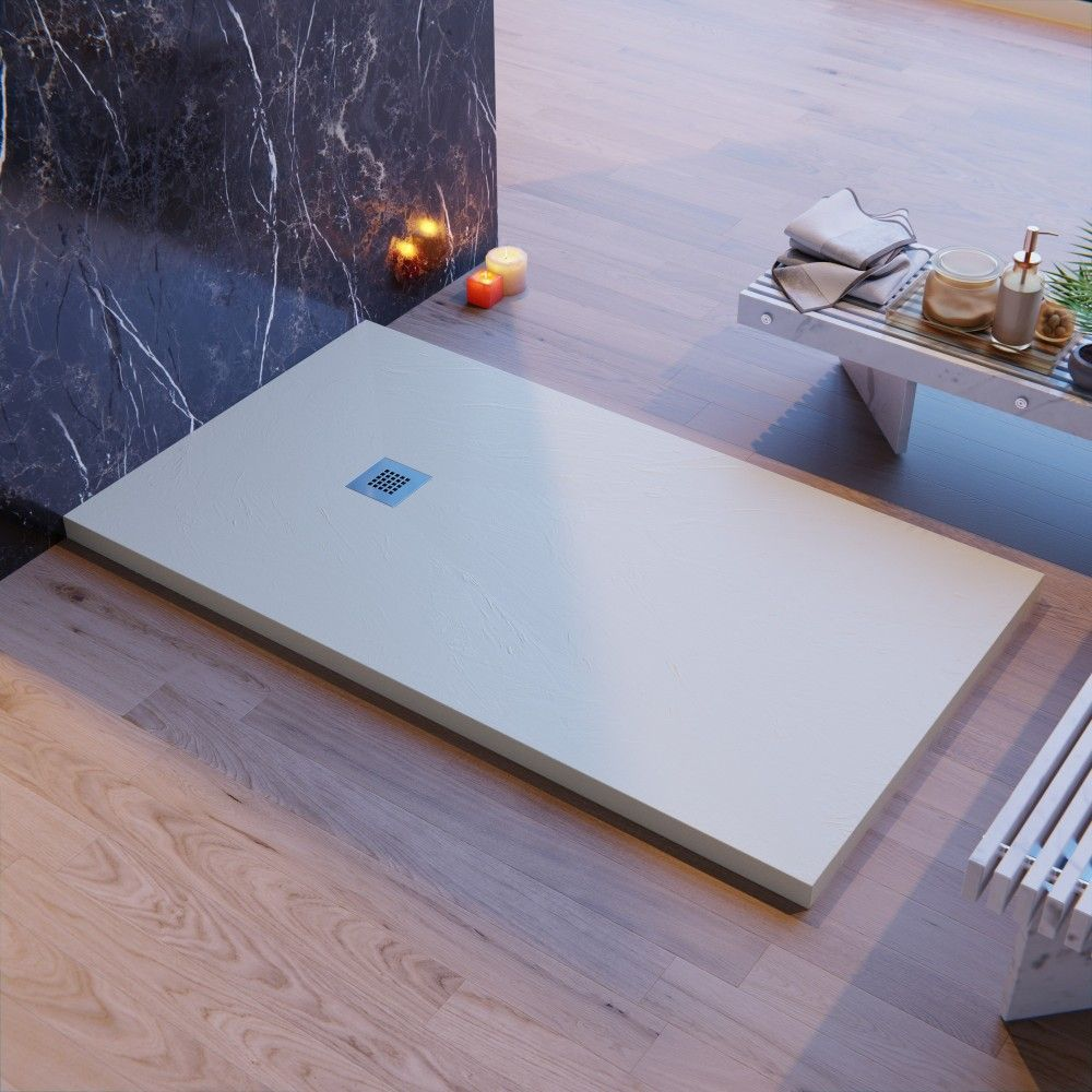 Piatto doccia in marmoresina riducibile Made in Italy 7