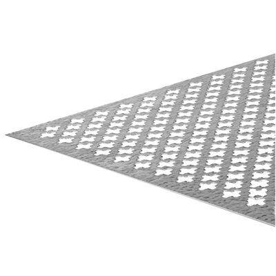 Steelworks Metal Product 11244 3 Ft X 24 In Cloverleaf Design Mf Aluminum Sheet Aluminum Sheet Metal Decorative Sheets Aluminium Sheet